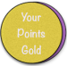 Gold Earner Badge